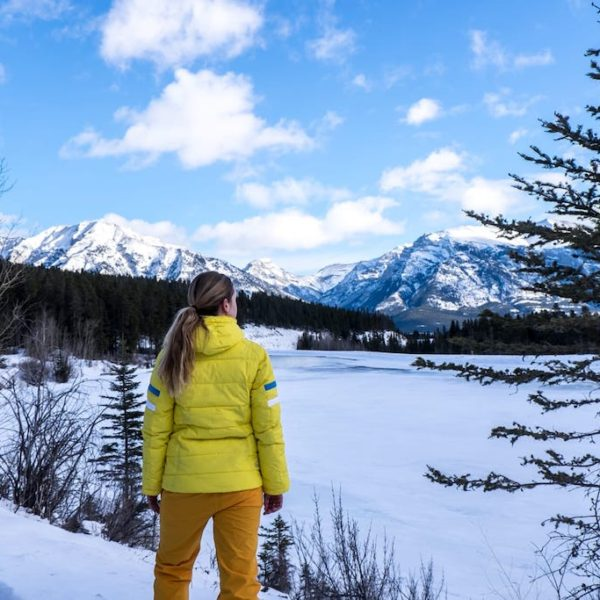 Winter campaigns for Travel Alberta