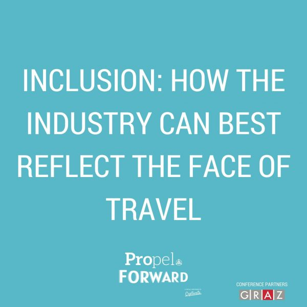 Inclusion: how the industry can best reflect the face of travel