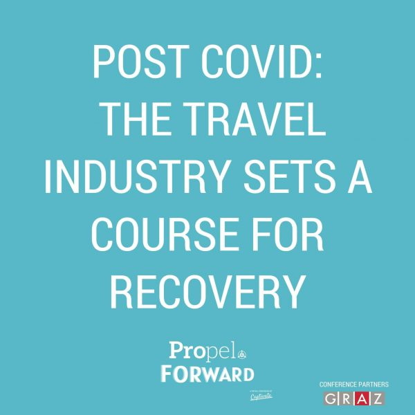 The travel industry sets a course for recovery