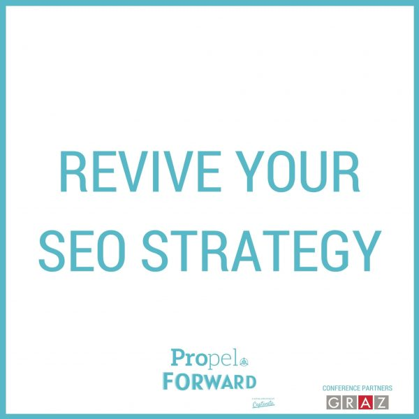 Revive your SEO strategy
